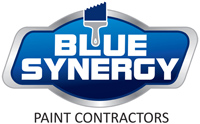 Blue Synergy Logo